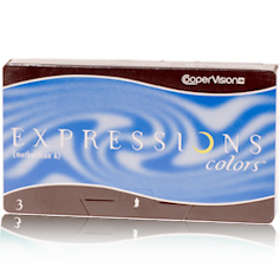 CooperVision Expressions Colors (2-pack)