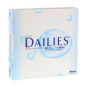 Alcon Focus Dailies All Day Comfort (90-pakning)