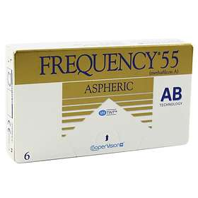 CooperVision Frequency 55 Aspheric (6-pack)