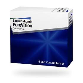 Bausch & Lomb Purevision (6-pakning)