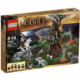 Lego The Hobbit 79002 Attack of the Wargs