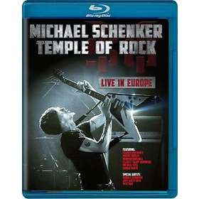 Michael Schenker: Temple of Rock - Live in Europe