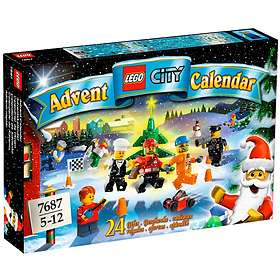 LEGO City 7687 Adventskalender 2009