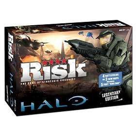 USAopoly Risk: Halo - Legendary Edition