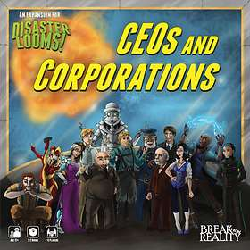 Disaster Looms!: CEOs & Corporations (exp.)