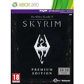 The Elder Scrolls V: Skyrim - Premium Edition (Xbox 360)