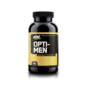 Optimum Nutrition Opti-Men 180 Tabletter