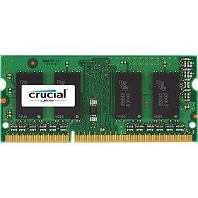 Crucial SO-DIMM DDR3 1600MHz 4Go (CT51264BF160BJ)
