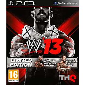 WWE '13 - Mike Tyson Edition (PS3)