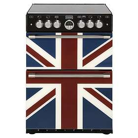 Stoves Sterling Mini 600G Union Jack (Multicoloured)