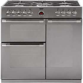 Stoves Sterling 900DFT (Stainless Steel)