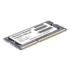 Patriot Ultrabook SO-DIMM DDR3 1333MHz 4GB (PSD34G1333L2S )