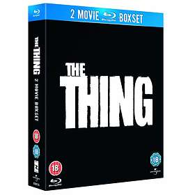 The Thing (2 Movie Boxset) (UK)