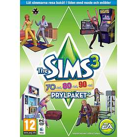 The Sims 3: 70s, 80s, & 90s Stuff  (PC)