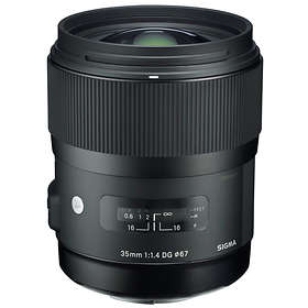 Sigma 35/1.4 DG HSM Art for Sony A