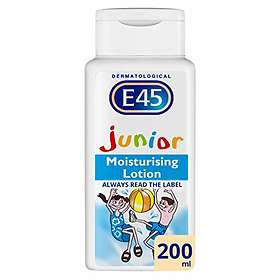E45 Junior Moisturising Lotion 200ml