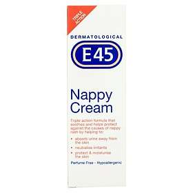 E45 Nappy Cream 125g