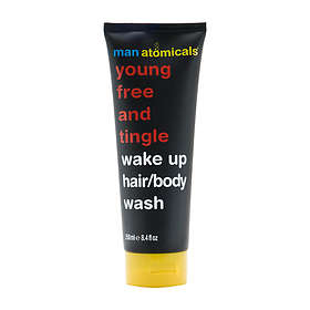 Anatomicals Young Free And Tingle Body Wash 250ml