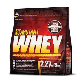Mutant Nutrition Whey 2.27kg
