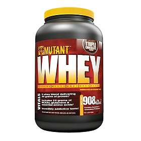Mutant Nutrition Whey 0.91kg
