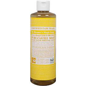 Dr. Bronner's Pure Castile Liquid Soap 473ml