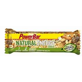 PowerBar Natural Energy Cereal Bar 40g 24pcs