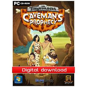 The Time Builders - Caveman's Prophecy (PC)