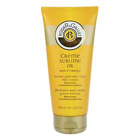 Roger & Gallet Crème Sublime Or Perfumed Body Cream 200ml