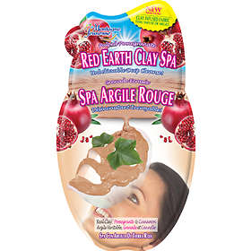 Montagne Jeunesse 7th Heaven Red Hot Earth Sauna Mask 15g