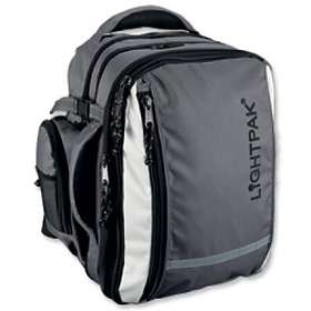 Lightpak Vantage Detachable Laptop Bag 17""