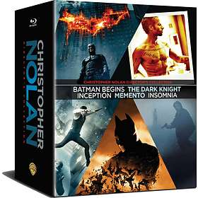 Christopher Nolan - Director's Collection (UK)