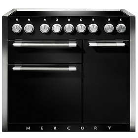 Mercury Appliances 1000 Induction (Black)