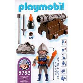 Playmobil Knights 5758 Cannon Guard