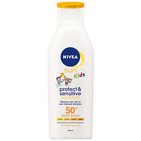 Nivea Sun Kids Protect & Sensitive Lotion SPF50+ 200ml