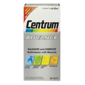 Centrum Advance 60 Tabletit