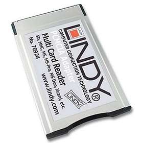 Lindy PCMCIA 46-in-1 Card Reader (70924)