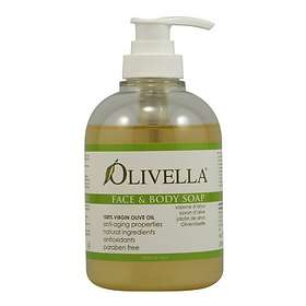 Olivella Face and Body Soap 300ml