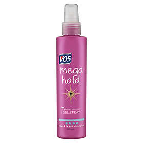 VO5 Sculpted Mega Hold Styling Gel 200ml