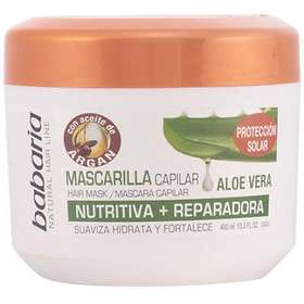 Babaria Aloe Vera and Ginseng Extra Deep Conditioning Hair Mask 400ml