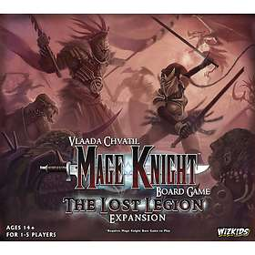 Mage Knight Board Game: The Lost Legion (exp.)