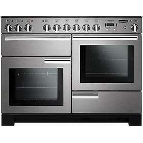 Rangemaster Professional Deluxe 110 Induction (Stainless Steel)