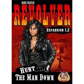 Revolver: Hunt the Man Down (exp.)