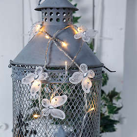 Star Trading Butterfly Light Chain 16L