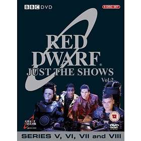 Red Dwarf - Just the Shows Vol.2 (UK)