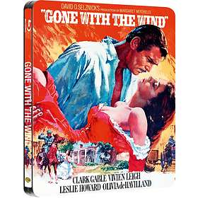 Gone with the Wind (1939) - SteelBook Edition (UK)