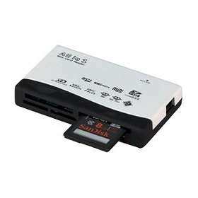 MyMemory All-in-1 USB 2.0 Memory Card Reader