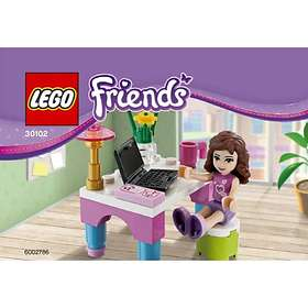 LEGO Friends 30102 Desk