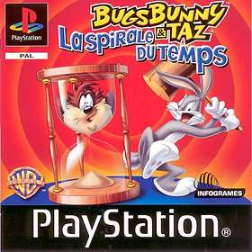 Bugs Bunny & Taz: Time Busters (PS1)