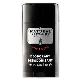 Herban Cowboy Natural Grooming Wild Deo Stick 80g