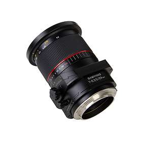 Samyang T-S 24/3,5 ED AS UMC Tilt/Shift for Pentax